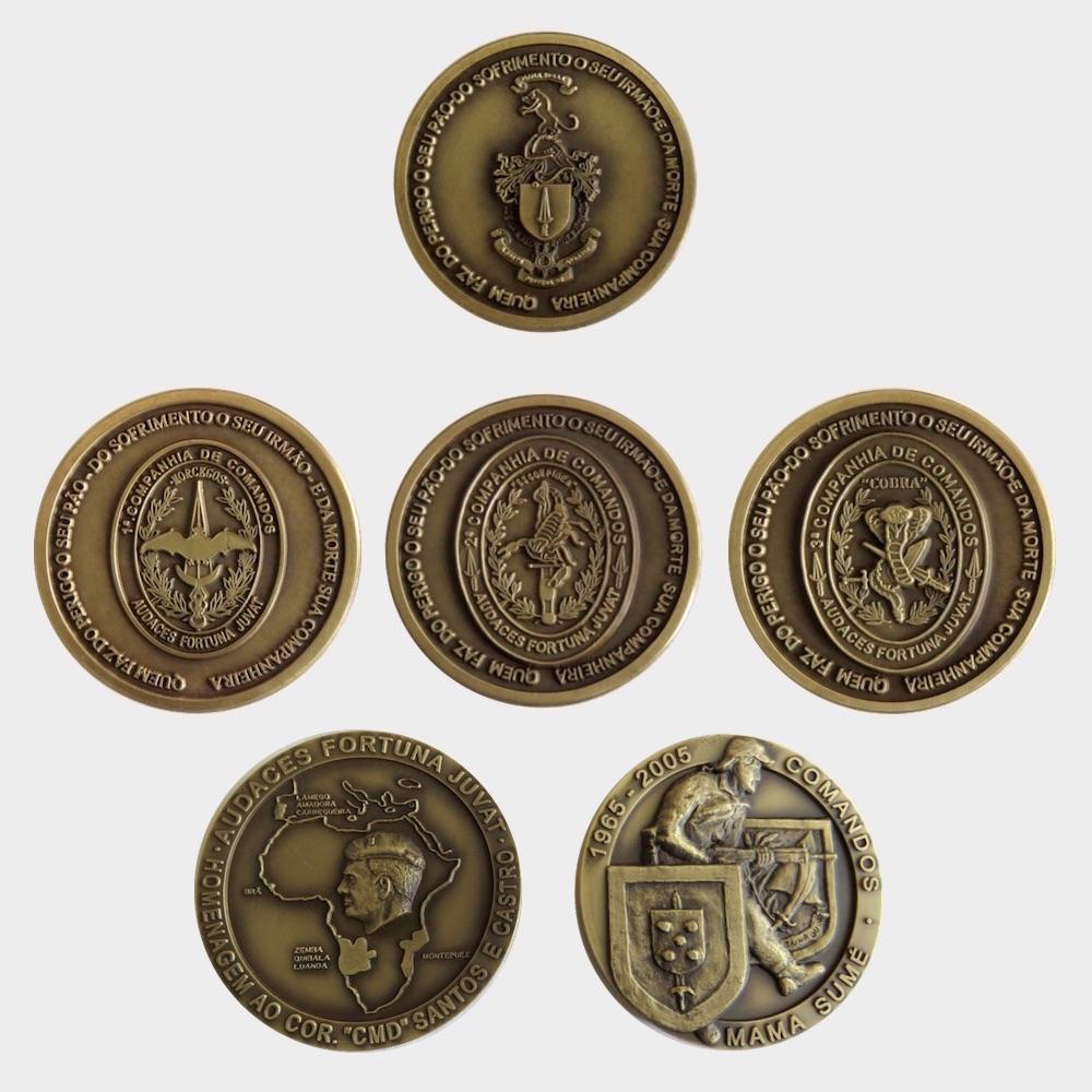 Moedas/Medalhas